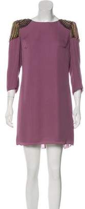 Tibi Beaded Tunic Dress w/ Tags