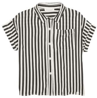 Treasure & Bond Stripe Woven Shirt