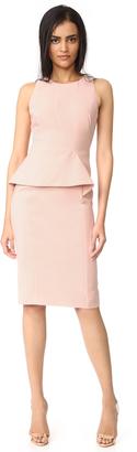 Black Halo Kiara Sheath Dress $345 thestylecure.com