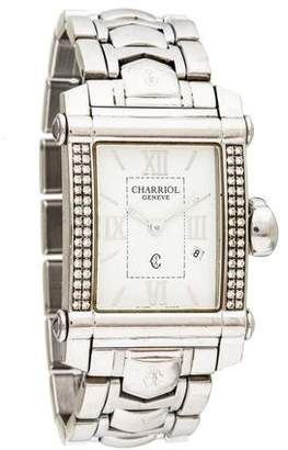 Charriol Colvmbvs Watch