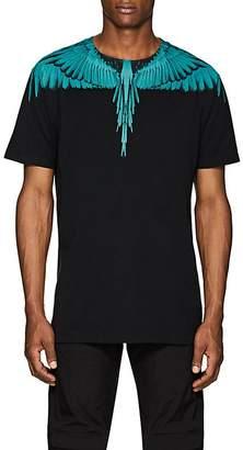 Marcelo Burlon County of Milan Men's Wingspan Cotton Jersey T-Shirt