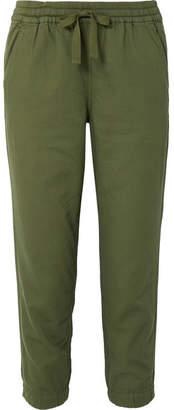 J.Crew Galicia Cotton-jersey Pants