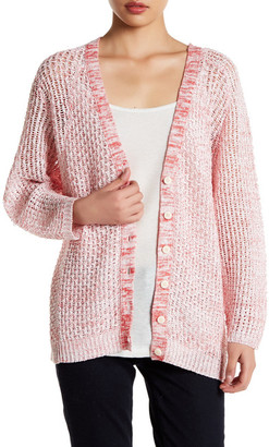 Inhabit Chunky Knit Linen Cardigan $330 thestylecure.com