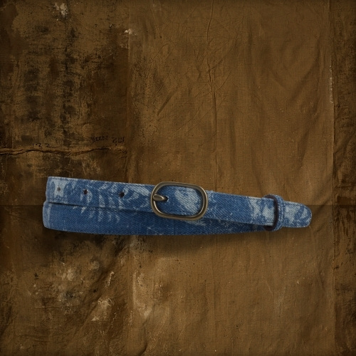 Denim & Supply Ralph Lauren Indigo Skinny Belt
