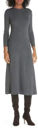 Polo Ralph Lauren Midi Sweater Dress