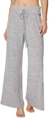 Betsey Johnson Side Stripe Knit Wide leg Sweatpant
