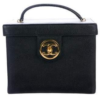 Chanel CC Vanity Case