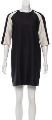 Marissa Webb Silk & Wool-Blend Dress