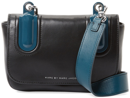 Marc By Marc Jacobs Ball & Chain Bond Small Leather Crossbody