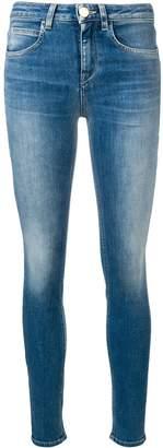 L'Autre Chose cropped skinny jeans