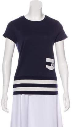 Y-3 Jersey Short Sleeve Top
