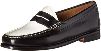 398c2765a7f Black And White Penny Loafers - ShopStyle Canada