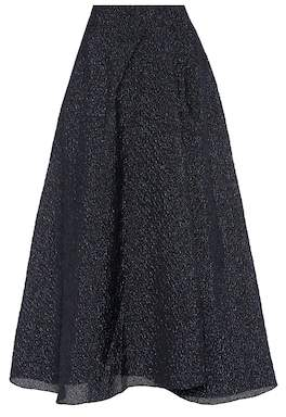 Roland Mouret Mulligan brocade skirt