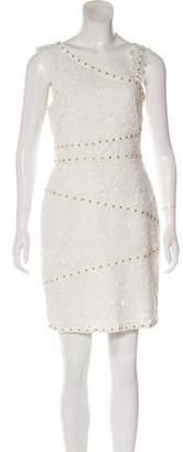 Nicole Miller Mini Lace Dress w/ Tags
