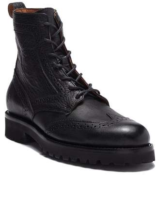 Frye Earl Wingtip Boot