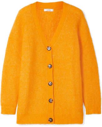 Evangelista Knitted Cardigan - Orange