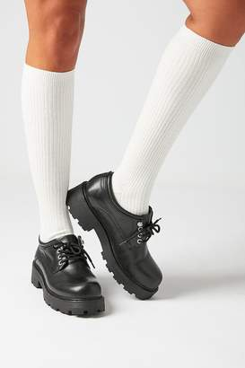 Urban Outfitters Thin Ribbed Knee-High sock