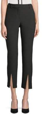 Zac Posen High-Rise Cropped Pants