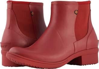 Bogs Auburn Slip-On Boot Rubber Women's Rain Boots
