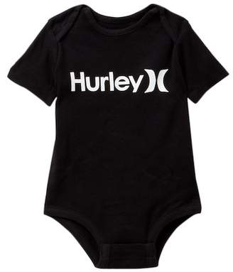 Hurley One and Only Bodysuit (Baby Boys)