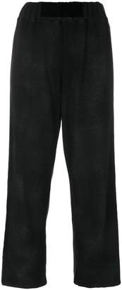 Avant Toi cropped trousers