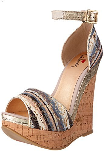 Luichiny Women's Have To Look Wedge