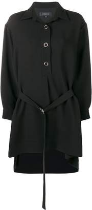 Barbara Bui high low shirt dress