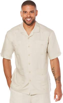 Cubavera Big & Tall Short Sleeve Guyabaera