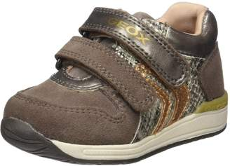 Geox Girl's B RISHON G. B First Walker Shoes
