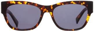 Max Mara Flat2 Rectangular Sunglasses