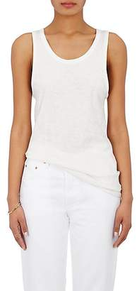 Rag & Bone Women's Cotton Tank - White