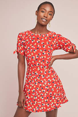 Faithfull Coreopsis Mini Dress