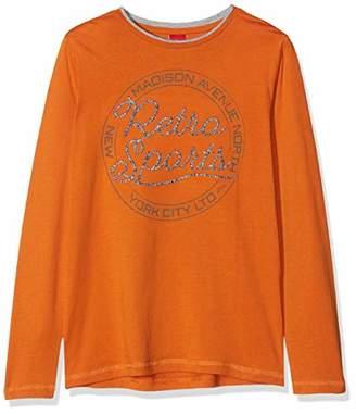 S'Oliver Boy's 61.808.31.8116 Longsleeve T-Shirt