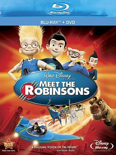 Walt Disney Video Meet the Robinsons