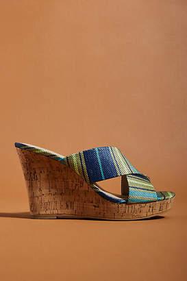 Charles David Latrice Wedge Sandals