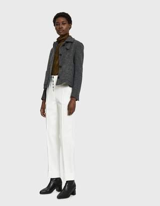 Margaret Howell Boxy Tweed Jacket