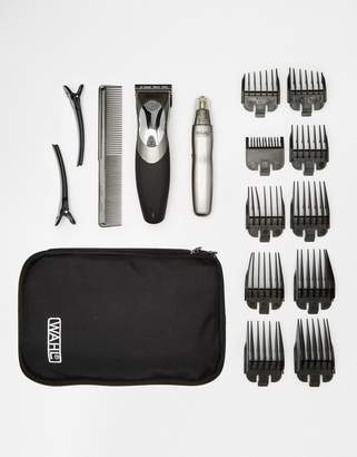 Wahl Clip & Rinse Clippers & Personal Trimmer
