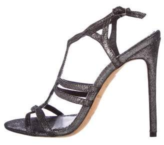 Brian Atwood Lorrina Multistrap Sandals