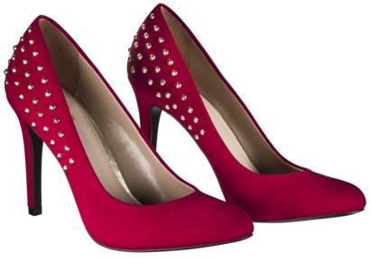 Mossimo Women's Vernie Pump - Red