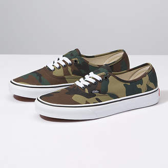 Woodland Camo Authentic
