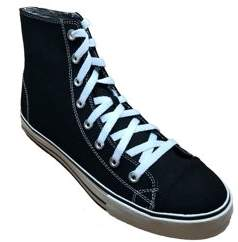 George Men's Hightop Sneaker