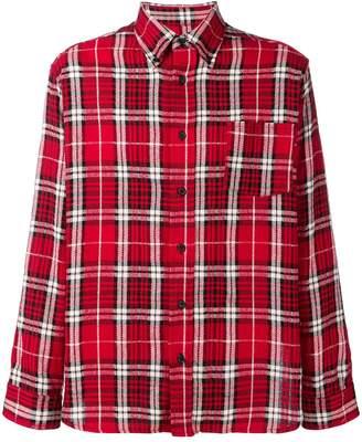 Isabel Marant casual checked shirt