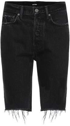 GRLFRND Beverly high-rise shorts