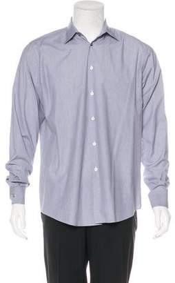 Theory Woven Dress Shirt