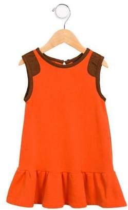 Ralph Lauren Girls' Sleeveless Knit Dress