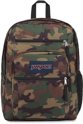 JanSport Big Student Surplus Camo Backpack