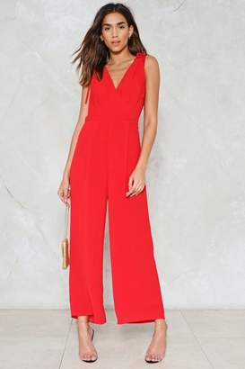 Nasty Gal Lonely Hearts Club Jumpsuit