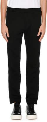 Alexander McQueen Tuxedo Pants w/ Wide Satin Stripes