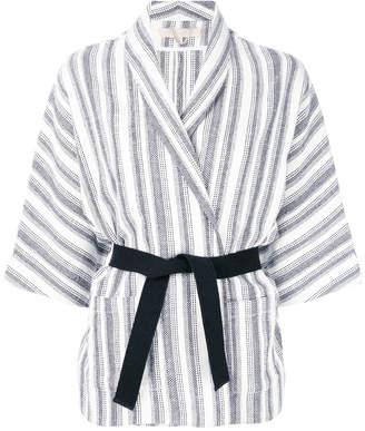 Vanessa Bruno striped design jacket