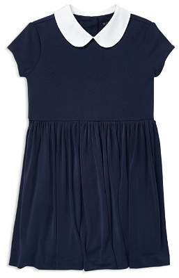 Polo Ralph Lauren Girls' Crepe Dress - Little Kid